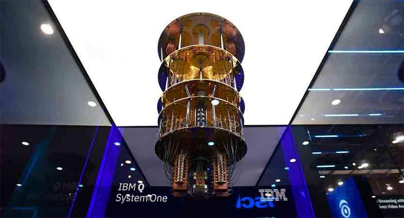 IBM crea el primer cifrado cuántico que hará imposible hackear los ordenadores